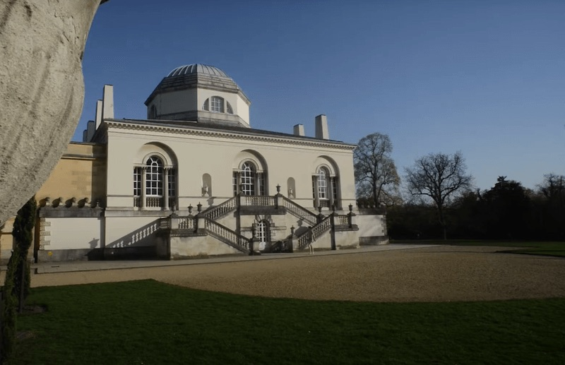 Carpet Cleaning Near Chiswick House