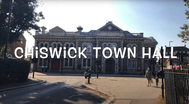 Carpet Cleaning Chiswick Town Hall W4